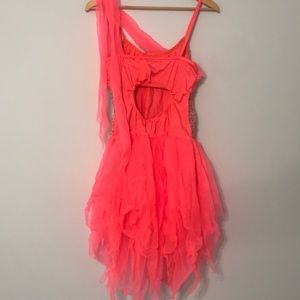 Costume Gallery Costumes - Brand New Euphoria Coral Dance Costume